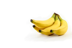 Mazzo della banana fotografia stock libera da diritti