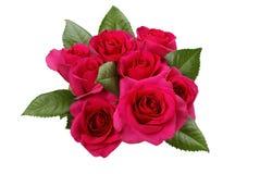 Mazzo della Rosa Fotografie Stock Libere da Diritti