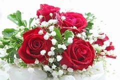 Mazzo della Rosa Fotografie Stock