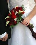 Mazzo della sposa Fotografia Stock Libera da Diritti