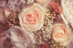 Mazzo delle rose Immagine Stock Libera da Diritti