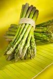 Mazzo di asparago Immagini Stock Libere da Diritti