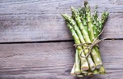 Mazzo di asparago fresco Immagine Stock Libera da Diritti