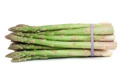Mazzo di aspargus Fotografia Stock