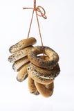 Mazzo di bagel tradizionali russi Fotografia Stock