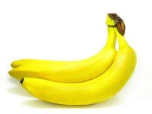 Mazzo di banane Fotografia Stock