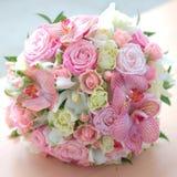 Mazzo di bei fiori Immagini Stock Libere da Diritti