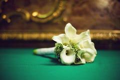 Mazzo di cerimonia nuziale immagine stock