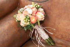 Mazzo di cerimonia nuziale fotografie stock libere da diritti