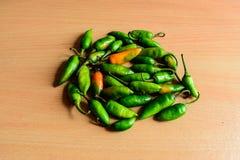 Mazzo di Chilles fotografie stock libere da diritti