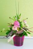Mazzo di composizione dei fiori Immagine Stock Libera da Diritti