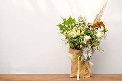 Mazzo di fiore Immagini Stock