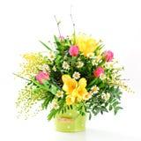 Mazzo di fiori Fotografie Stock Libere da Diritti