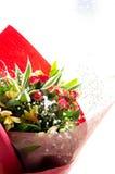 Mazzo di fiori della molla Fotografia Stock