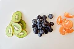 Mazzo di frutti Immagine Stock