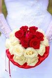 Mazzo di nozze Fotografie Stock Libere da Diritti