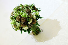 Mazzo di nozze Immagini Stock