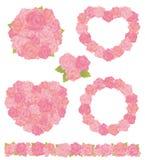 Mazzo di Rosa Fotografia Stock