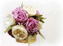 mazzo di rosa Fotografie Stock