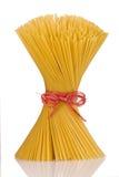 Mazzo di spaghetti Fotografia Stock