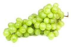 Mazzo di uva verde immagine stock