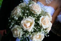 Mazzo di Weddind di fiori. fotografia stock libera da diritti