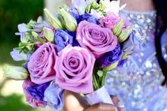 Mazzo floreale Fotografia Stock Libera da Diritti