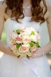 Mazzo nuziale Wedding Fotografia Stock Libera da Diritti