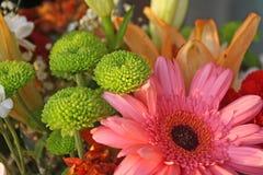 Mazzo piacevole dei fiori Immagine Stock Libera da Diritti