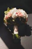 Mazzo piacevole del fiore Fotografie Stock