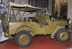 MB -四轮驱动的车 图库摄影