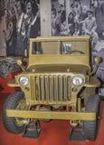 MB -四轮驱动的车 库存照片