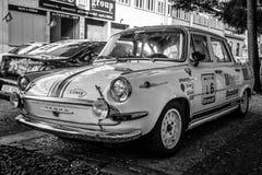 1000 MB de Skoda de voiture photographie stock libre de droits