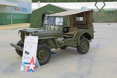 MB de Willys Foto de Stock Royalty Free