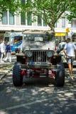 MB léger militaire de Willys de véhicules utilitaires Photographie stock libre de droits