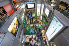 MBK Center Shopping Mall, popular mall in Siam Square area Stock Photography