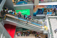 MBK-Centrum, Bangkok Royalty-vrije Stock Afbeelding