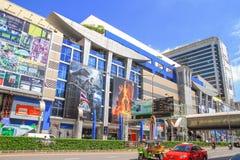 MBK centrum, zakupy centrum handlowe w Bangkok Fotografia Royalty Free