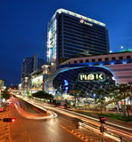 MBK-mitt, Bangkok Fotografering för Bildbyråer