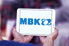 MBK scooter manufacturer logo Royalty Free Stock Photo