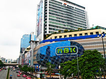 MBK shopping center Stock Photo