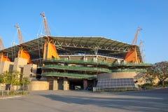 Mbombela Stadium, Nelspruit, Zuid-Afrika stock afbeelding