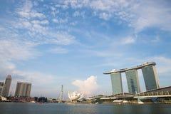 MBS Сингапура Стоковая Фотография