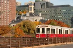 MBTA Stockbild