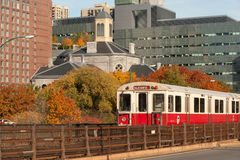 MBTA Stock Image