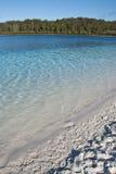 MC λιμνών νησιών της Αυστραλί&al στοκ φωτογραφία