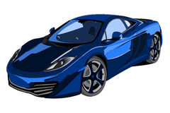 Mc Laren Royaltyfri Foto