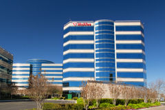 McAfee Corporate Headquarters Stock Photography