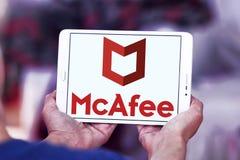 McAfee firmy logo Obraz Stock