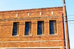 McAllen do centro, Texas foto de stock royalty free
